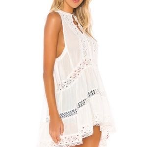 Free People sexy feminine cotton dress size S NWT